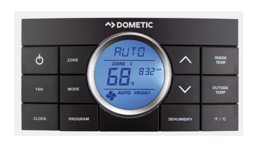 Dometic 3314082 000 Black Comfort Control Center Ii