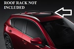 Image Is Loading 2017 2018 Mazda CX 5 Cross Bars Roof