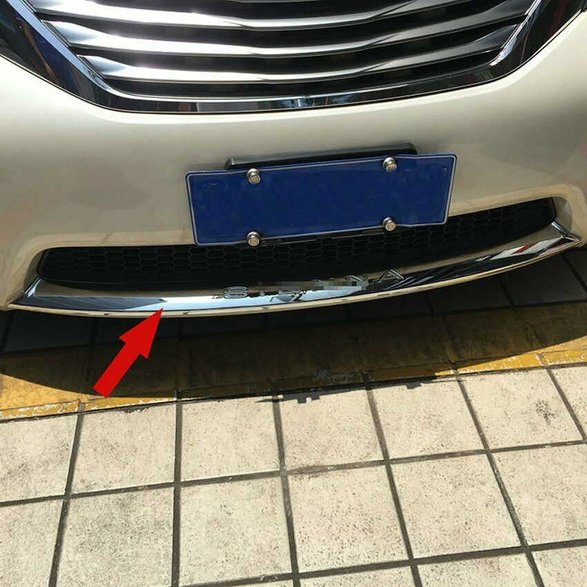 2016 Toyota Sienna Exterior: Fit Toyota Sienna 2015 2016 2017 Car Front Grill Grille
