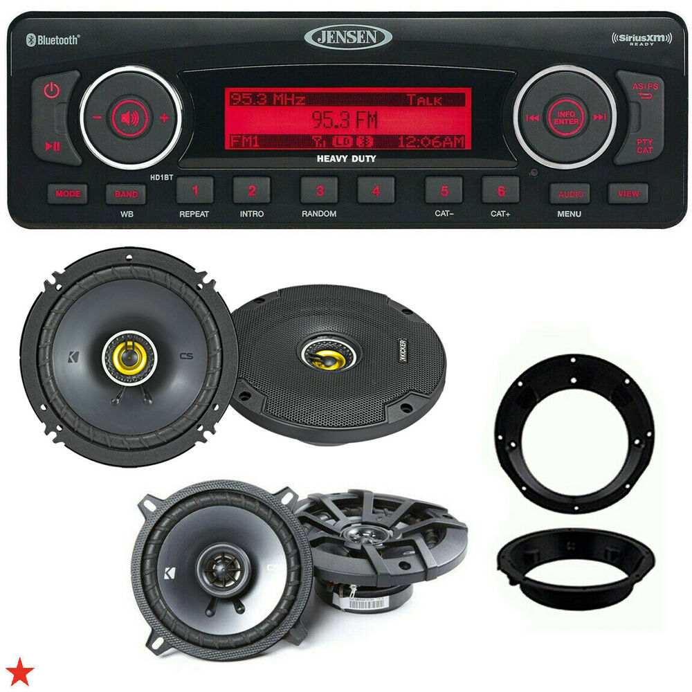Jensen Car Stereo Parts