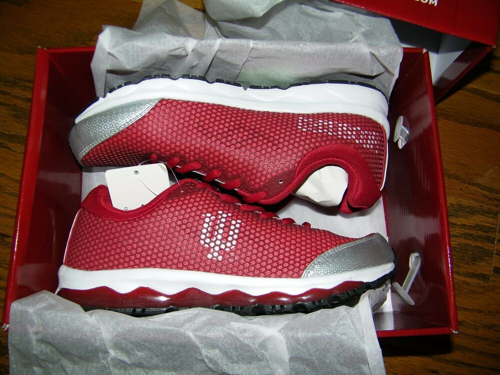 Indiana Hoosiers Shoes Mens Size