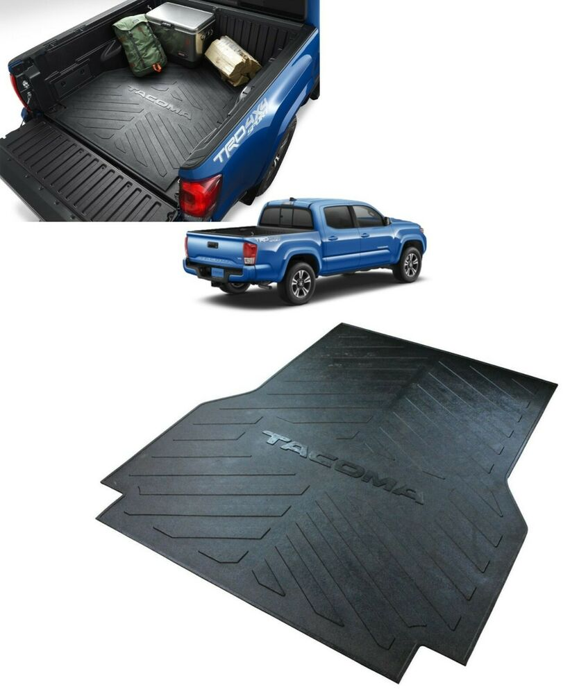 2005 2018 Genuine Tacoma Bed Mat Double Cab Short Bed