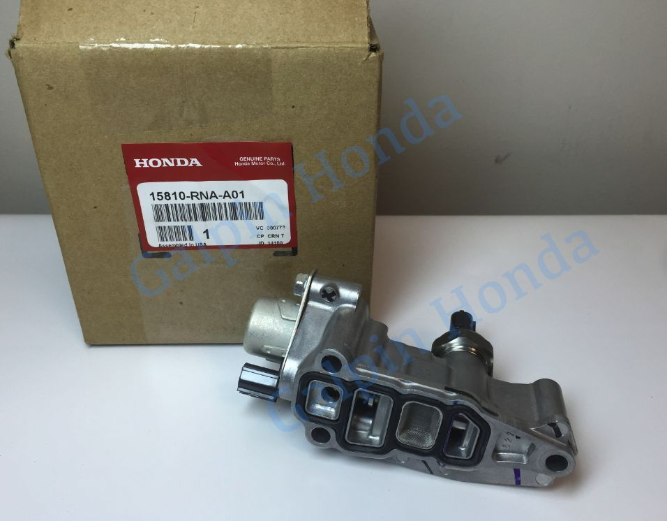 Genuine Oem Honda Civic Vtec Solenoid Spool Valve With