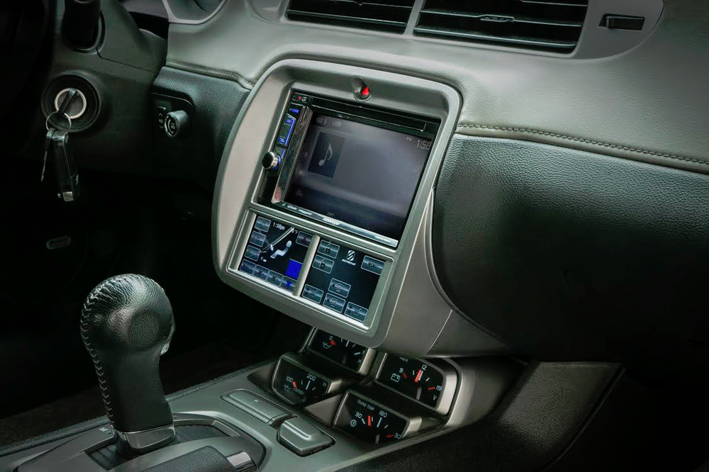Scosche Itcgm01b Gm5201ab Double Din Dash Kit For 2010