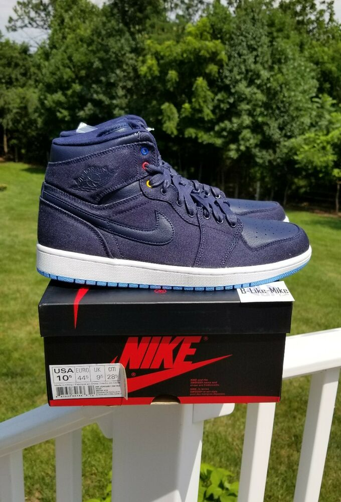 big sale 0a557 79396 Details about New DS 2014 Nike Air Jordan 1 Retro High OG Family Forever  682781-415 Size 10.5