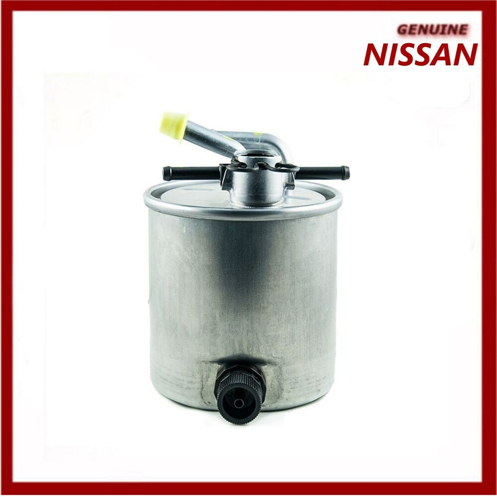 Genuine Nissan Pathfinder Navara Fuel Filter 16400ec00a New Filters 5055980149053 Ebay