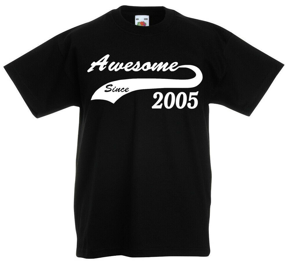 Awesome 2003 16th Birthday Gifts Present Gift Ideas T Shirt For 16 Year Old Boys