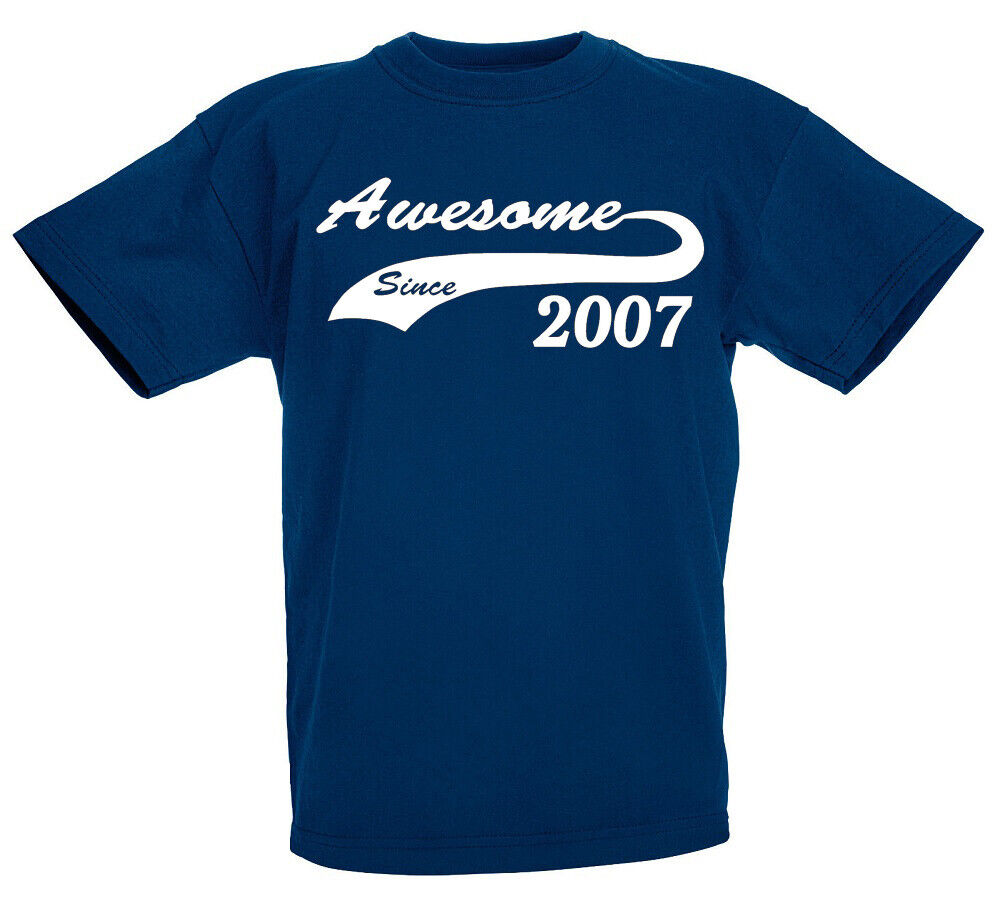 Awesome 2004 15th Birthday Gifts Present Gift Ideas T Shirt For 15 Year Old Boys