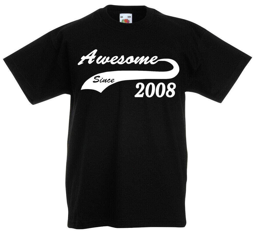 Details About Awesome 2005 14th Birthday Gifts Present Gift Ideas T Shirt For 14 Year Old Boys