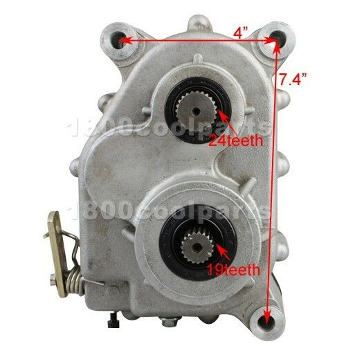 gear box for engine 250cc go kart go cart dune buggy dunne