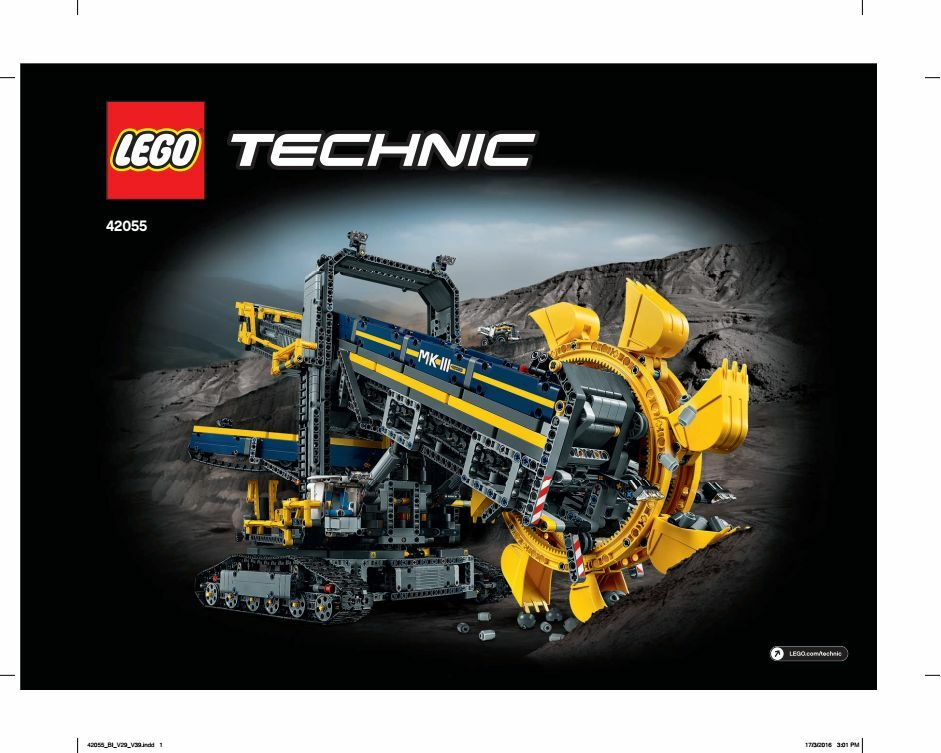 Lego Technic Building Instructions Collection Pdf 2xdvd R Free
