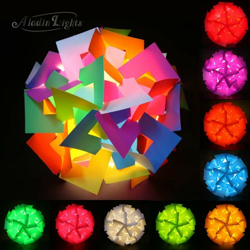 Aladin Flower IQ/Jigsaw/ZE Light LampShade/Lamp Home Deco/Puzzle ...