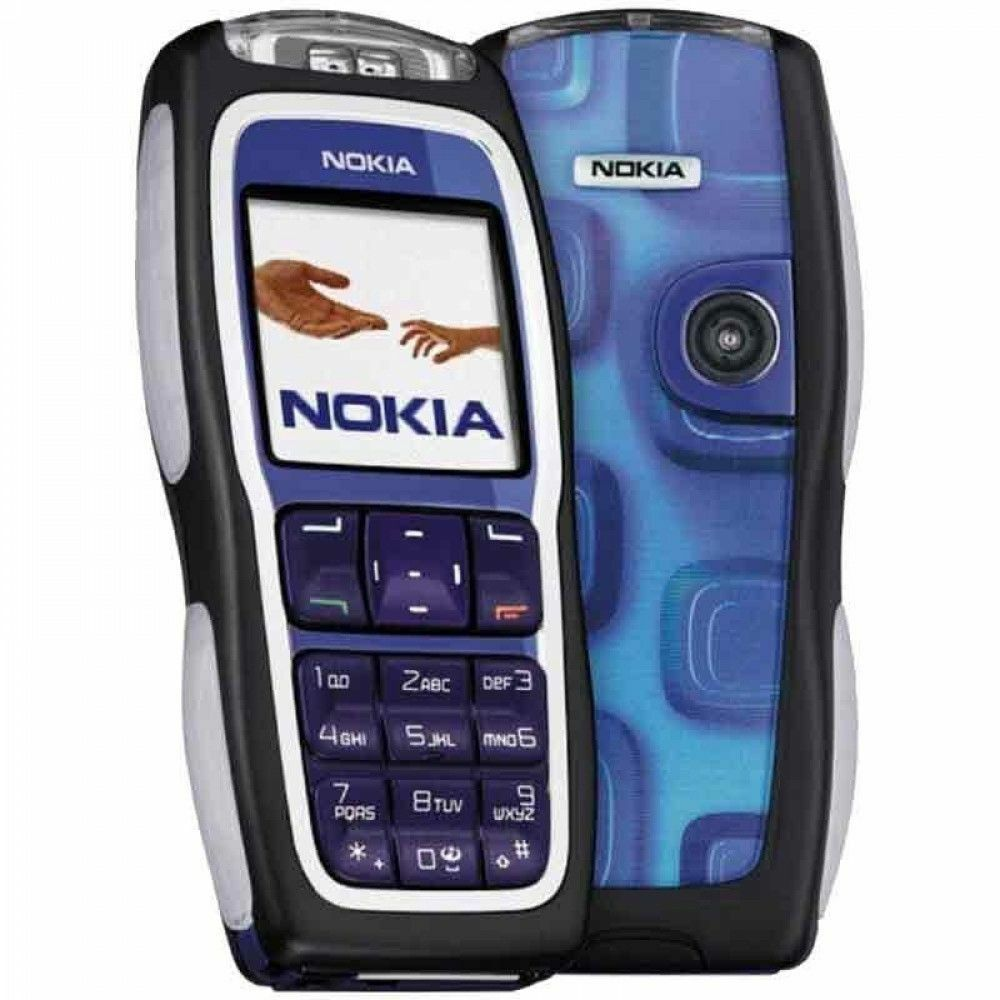 WORKING NOKIA 3220b OLDSCHOOL GSM CELL PHONE ROGERS CHATR ...