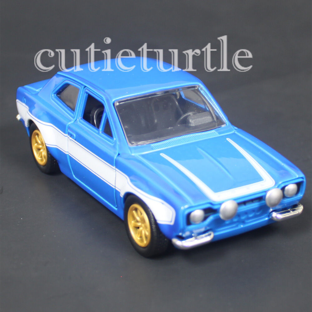 Jada Fast And Furious Brian's Ford Escort 1:32 Diecast Car