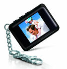 Coby 1.5-Inch Digital LCD Photo Keychain, White