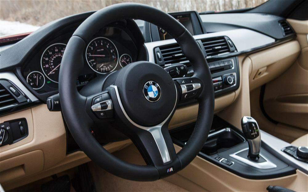 Bmw M F15 F30 F31 F34 F20 F21 F25 Steering Wheel No
