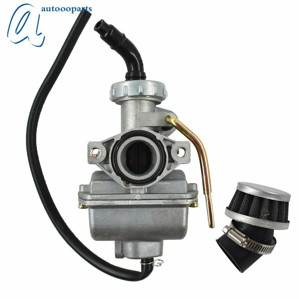 New Carburetor W/ Ait Filter For Honda XR50 CRF50 XR80 XR80R Carb from CA
