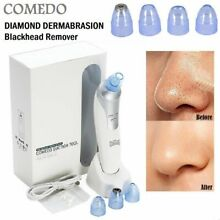 Electronic Blackhead Acne Remover Vacuum Machine Dermabrasion Pore Face Cleaner