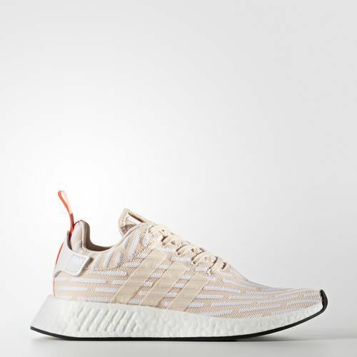 huge selection of 9622c 1ef55 Details about Womens Adidas NMD R2 W Pale Pink Cream Pink BA7260 Sizes  UK  7 7.5 Gym Run