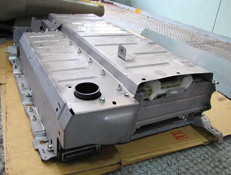 2007-2011 Toyota Camry Hybrid Battery Pack Free ...