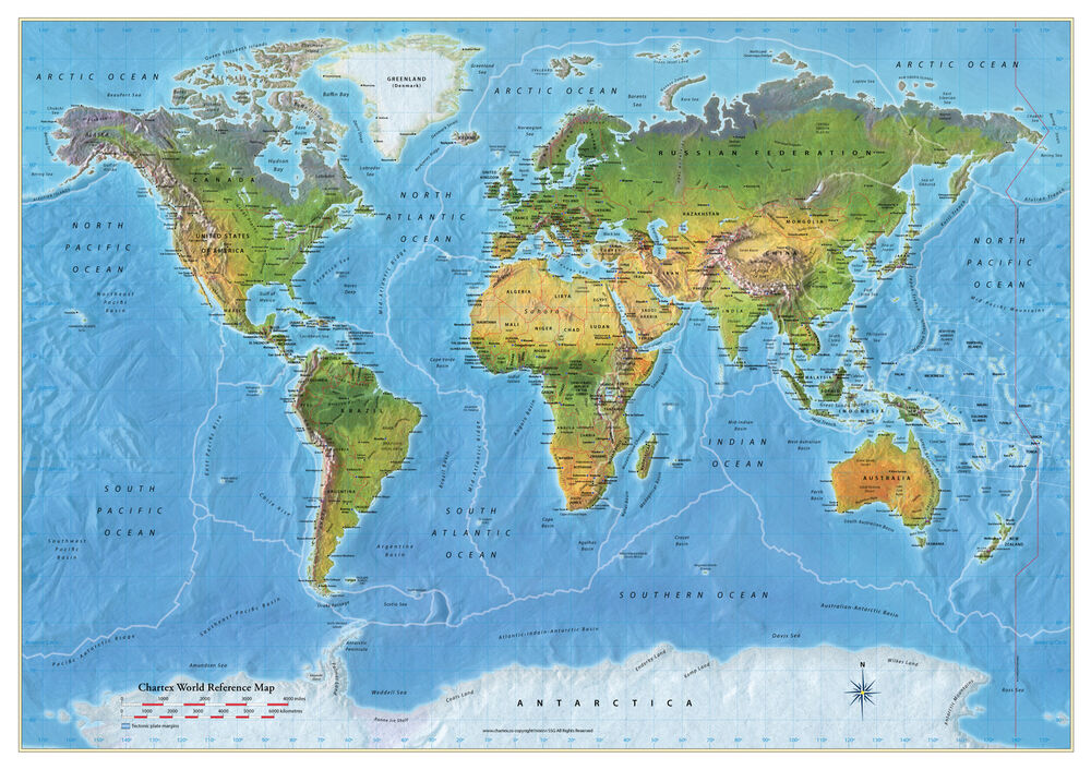 world atlas World atlas with links to maps of countries, states, and regions, and find a geography guide & facts about every country in the world.