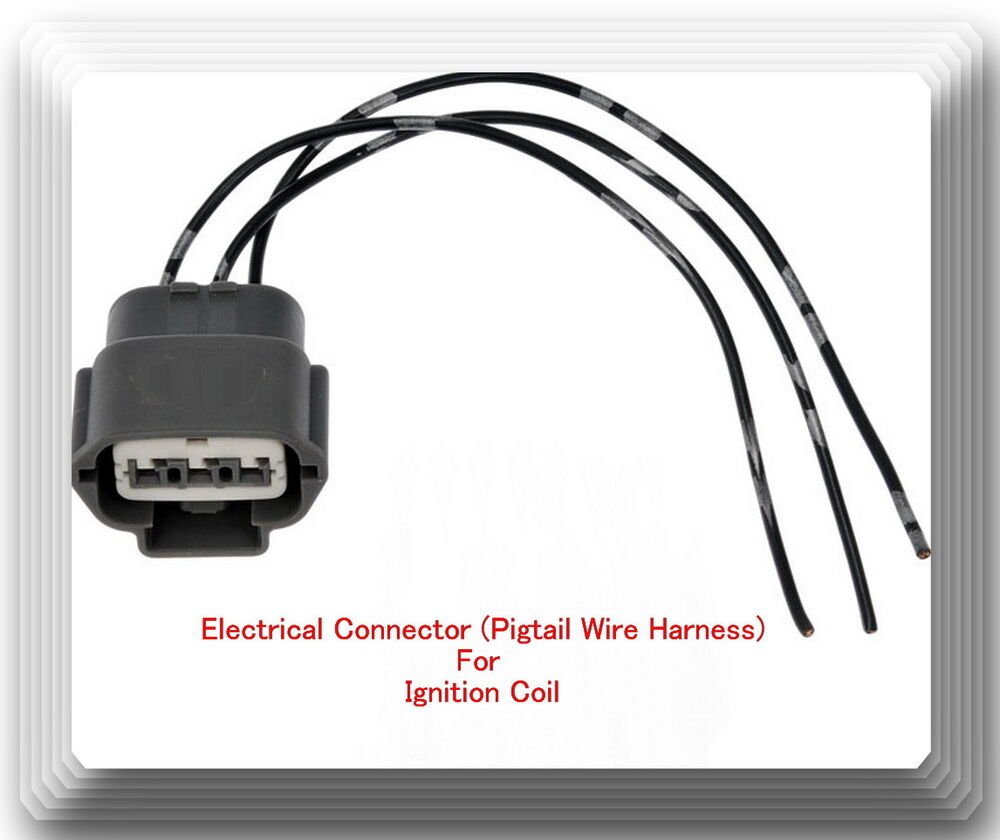 q45 ignition coil wire harness wiring diagrams instruct Ignition Coil Electrical Connector electrical pigtail wire harness connector of ignition coil fits gm ignition coil wiring harness q45 ignition coil wire harness