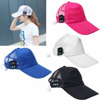 RM Wireless Bluetooth Baseball Cap Music