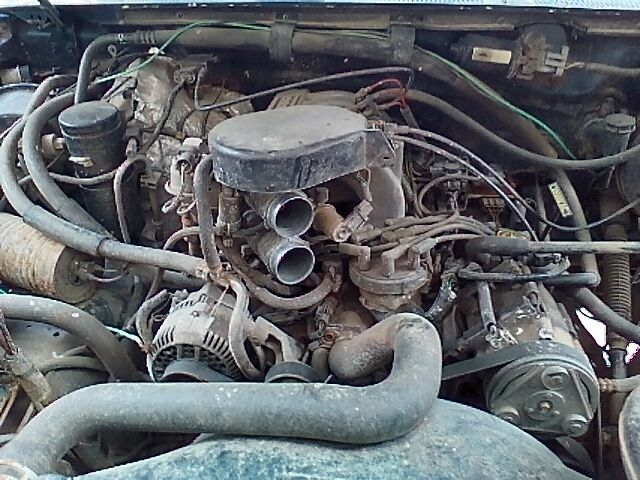 S L on Picture Of A 1994 Ford F 150 5 0 Engine