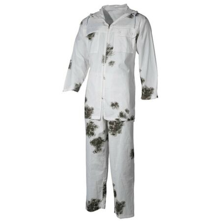 img-Camouflage Snow Trousers Jacket Winter Suit Paintball Sniper White Camo Bw