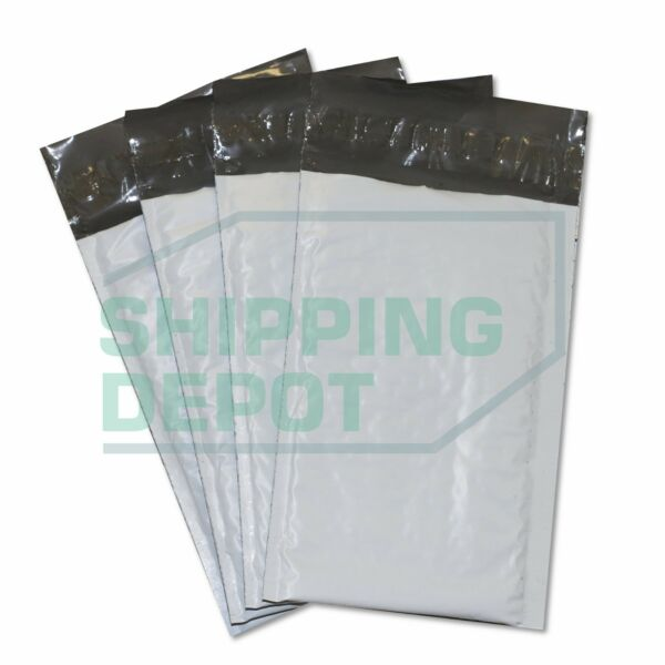1-1000 #0000 4x7 SMALL Poly Bubble Mailers Self Seal Padded Envelopes 4