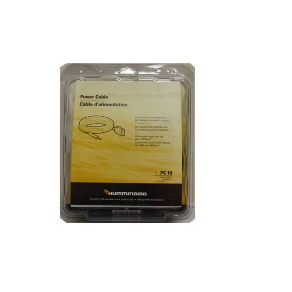 Humminbird Transducer Power Cable 6 Ft Pc 10