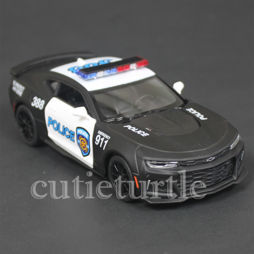 Kinsmart 2017 Chevy Camaro Zl1 1 38 Diecast Toy Car