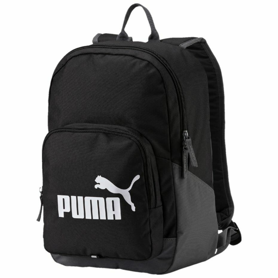 0e3b2af55b Details about Puma PHASE Backpack Rucksack School Gym Training Office  Sports Trip Travel
