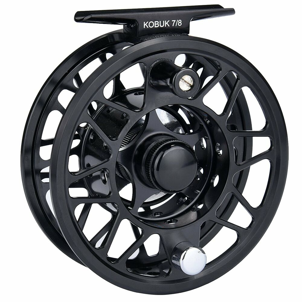 Kastking kobuk 3 4 reel waterproof fly fishing reel ebay for Fly fishing reels ebay