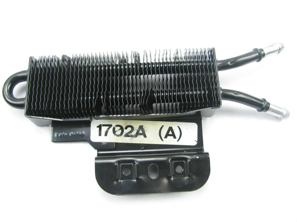 Differential Oil Cooler : Universal small quot x power steering differential oil