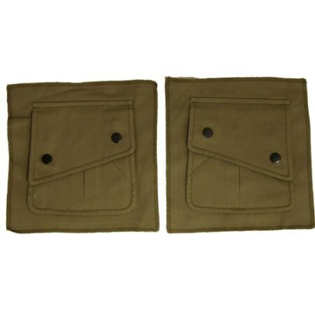 img-Spare US M1942 Jacket Pockets - WW2 Repro Replacement Patch Army Uniform New