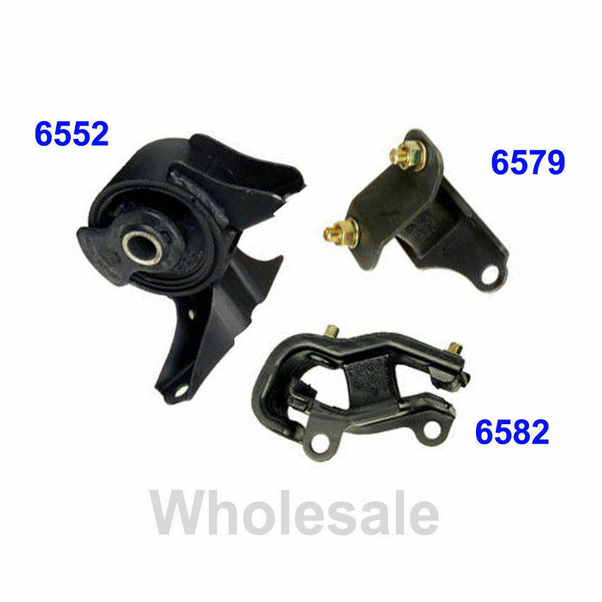 For Acura CL TL Honda Accord Set Engine Motor & Trans