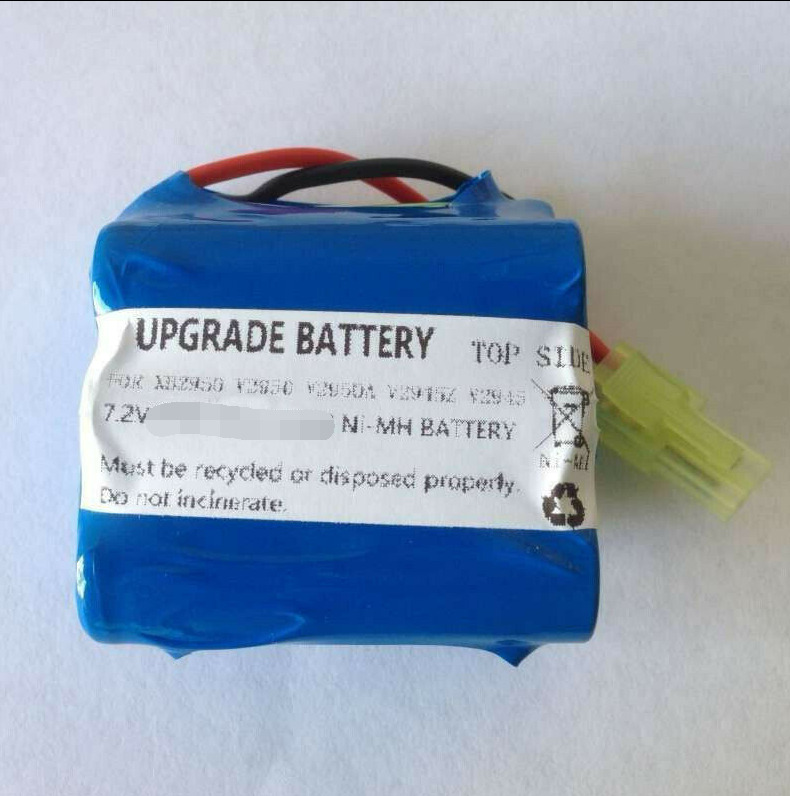 1500mah Rechargeable Battery Replacement For Shark Floor
