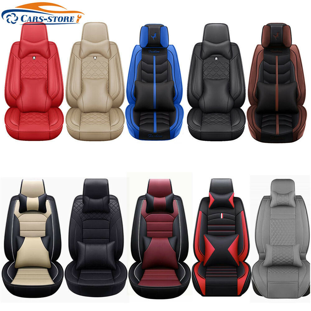 3d pu leather car seat cover universal breathable pad mat auto chairdetails about 3d pu leather car seat cover universal breathable pad mat auto chair cushion l