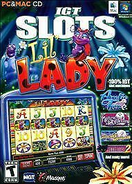Igt slots lil lady serial number casino machine a sous demo