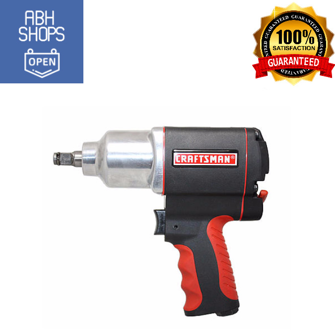 Details About 1 2 Craftsman Lightweight Portable Impact Wrench Tool Air Men Garage New