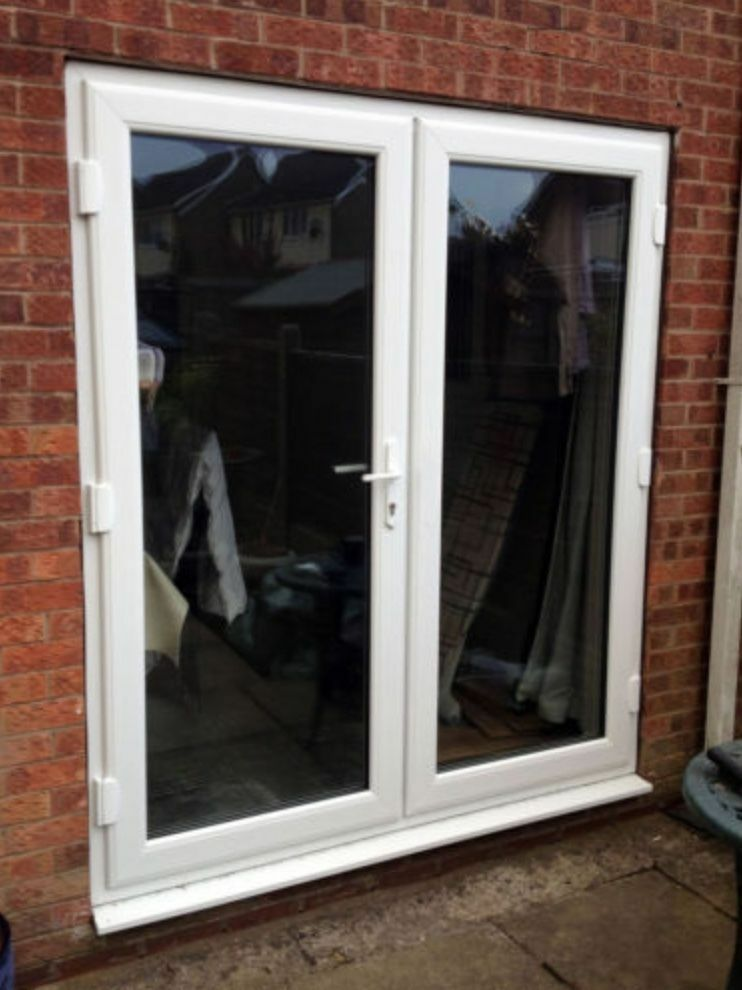Upvc French Doors Made To Measure Brand New Patio