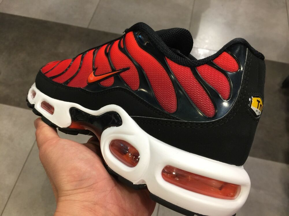 9eab17823d Details about Nike Air Max Plus TL all Orange 90 95 1 Black infrared OG  white Blue red 97 98