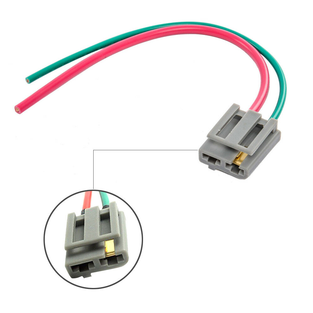 best dual pigtail wire harness connector gm hei coil in Ford HEI Distributor Conversion MSD HEI Distributor Diagram Without