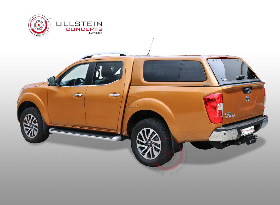 hardtop green top nissan navara np300 doppelkabine 2016. Black Bedroom Furniture Sets. Home Design Ideas