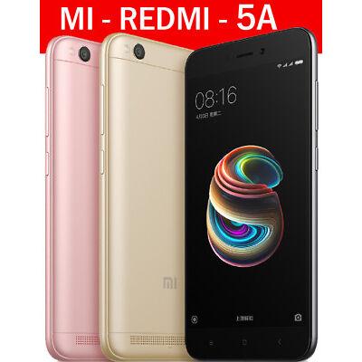 "Redmi Mi 5a Dual 2gb Ram|16gb|5"" |13mp |5mp 1 Year Mi India Warranty(mix Color)"