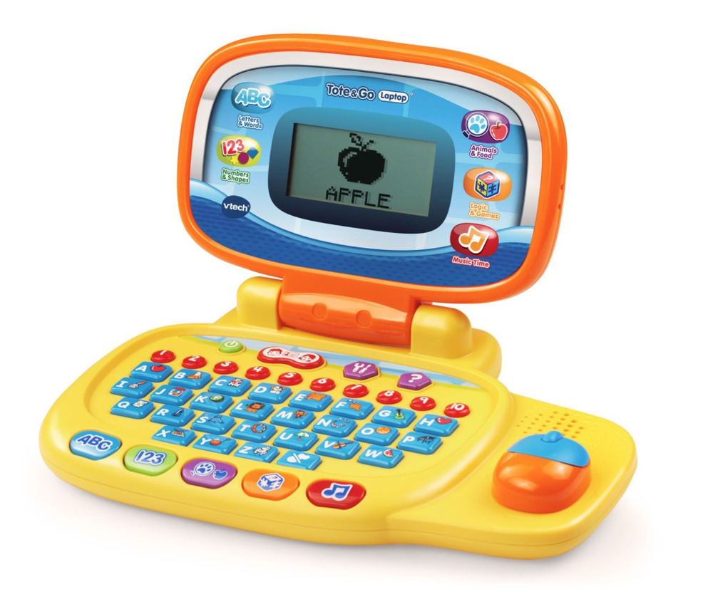 Computer Learning Toys : Toddler laptop computer kids learning educational toys for