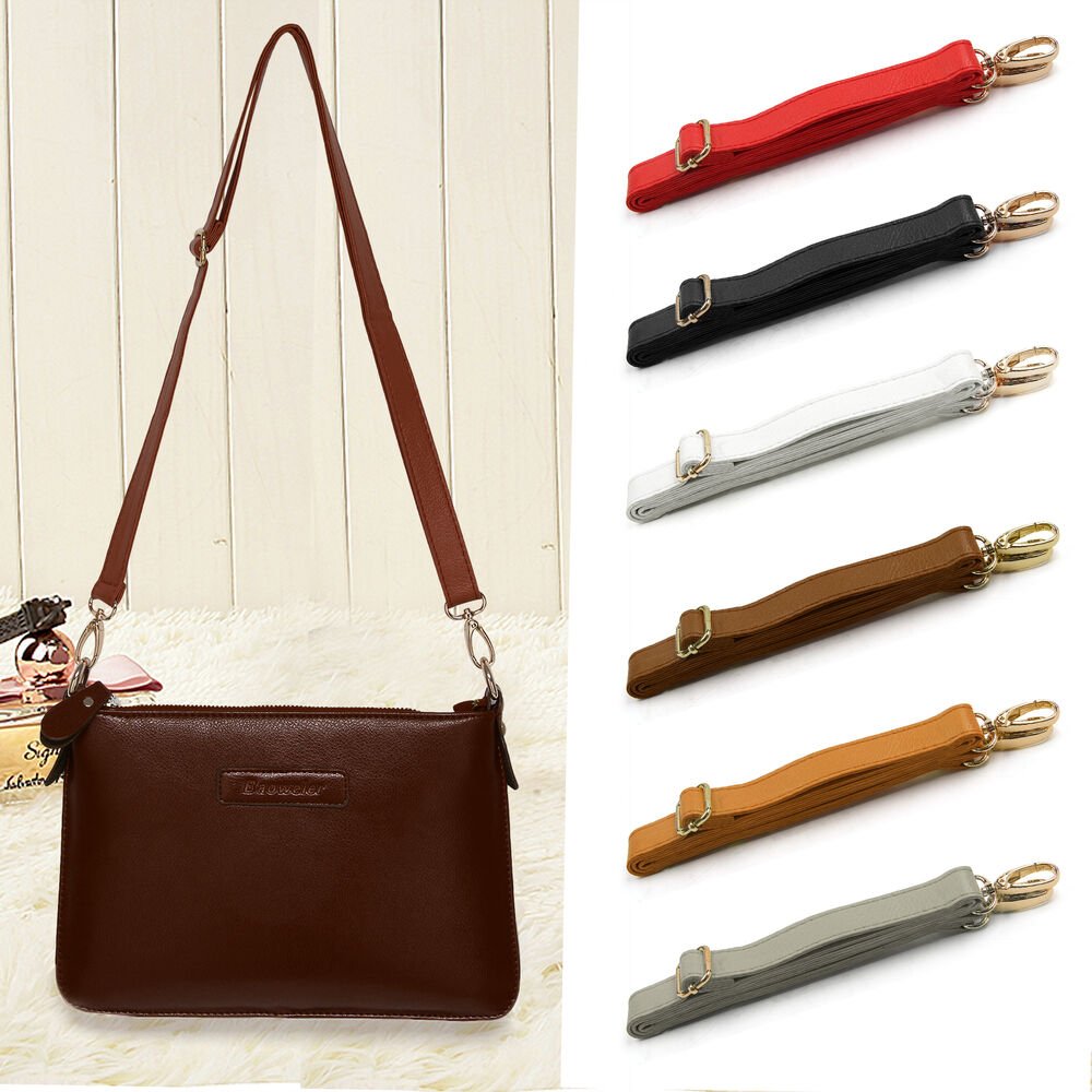 Replacement Leather Bag Adjustable 120cm Shoulder Strap