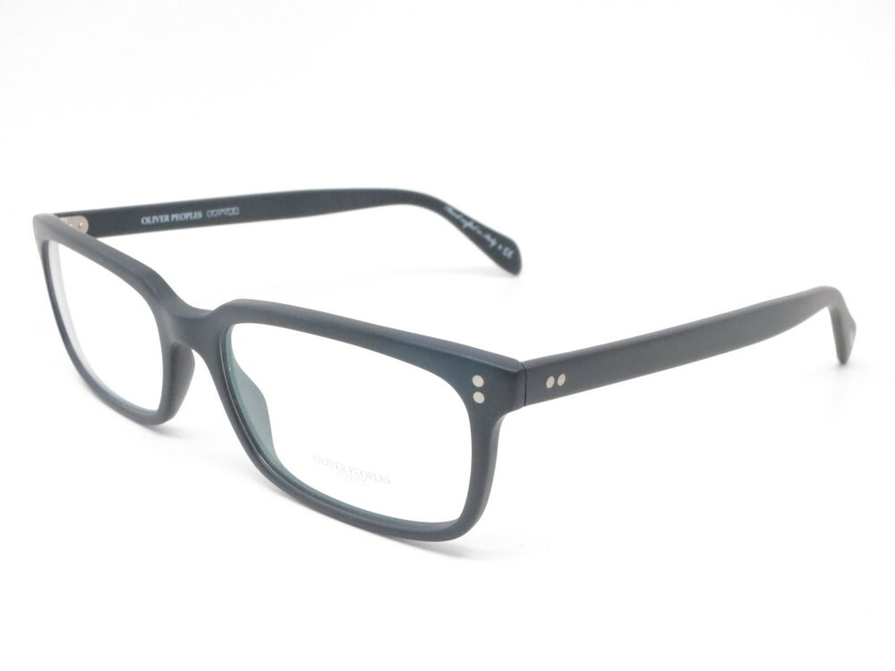 837a7fe801 Details about Oliver Peoples OV 5102 Denison 1031 Matte Black Eyeglasses  51mm