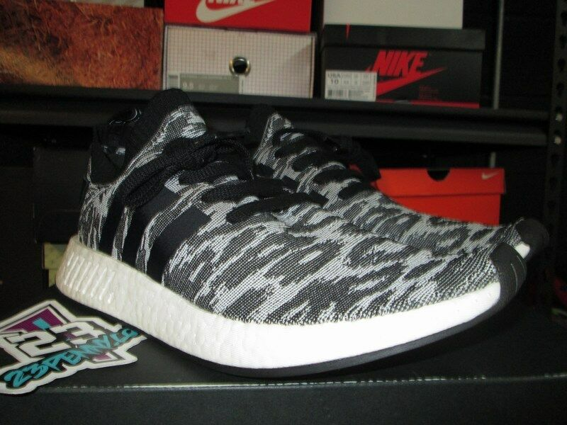 cheap for discount 2d971 aabfd Details about SALE ADIDAS NMD R2 PK BLACK CORE FUTURE HARVEST GREY ORANGE  BY9409 SZ 8-11 NEW
